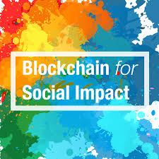 Blockchain for Social Impact